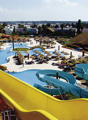 All inclusive hotels Tunesië: Caribbean World Monastir