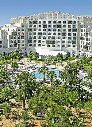 All inclusive hotels Tunesië: Marhaba Palace