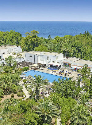All inclusive hotels Tunesië: Marhaba Salem
