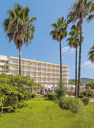 Betaalbare hotels Ibiza: Invisa Hotel Es Pla