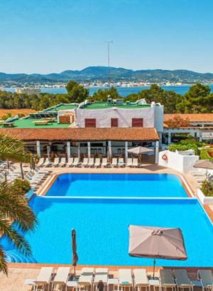 Betaalbare hotels Ibiza: Marble Stella Maris Ibiza