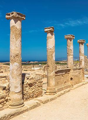 Bezienswaardigheden Paphos (Cyprus): Kato Paphos
