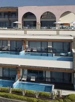 Hotels met privé zwembad: Boutique 5