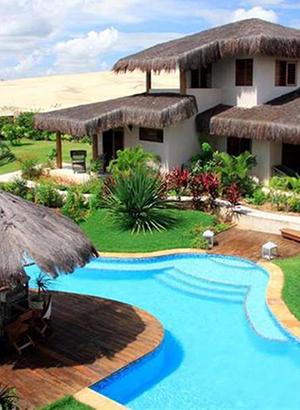 Cumbuco, Brazilië, hotels