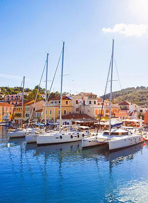 Doen op Corfu: boottochtje Paxos