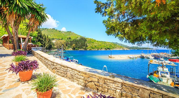 Doen op Corfu