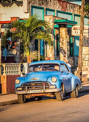 Doen in Varadero, Cuba: toeren met een oldtimer