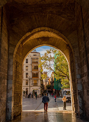 Reisgids Valencia stedentrip: oude centrum