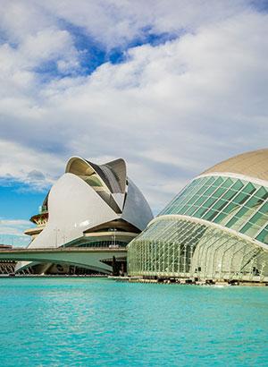 Best of Valencia: Ciudad de las Artes y Ciencias