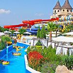 Sunny Beach met kinderen: Aqua Paradise Hotel, Bulgarije