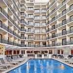 Leukste badplaatsen Costa Brava: Lloret de Mar, Hotel Delamar