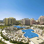 Sunny Beach met kinderen: Majestic Beach Resort