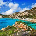 La Maddalena, Sardinië, tropsiche archipel