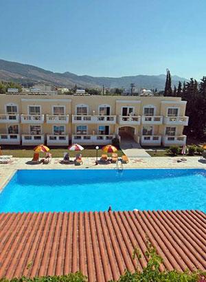 Populairste hotels Griekenland: Kos