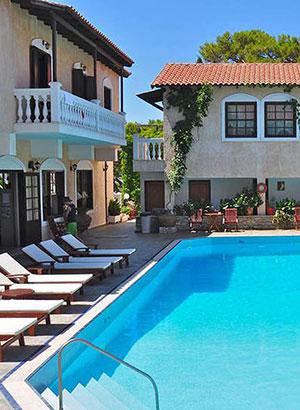 Samos-Stad: hotels