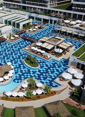 Hotels met privé zwembad: TUI Blue Belek