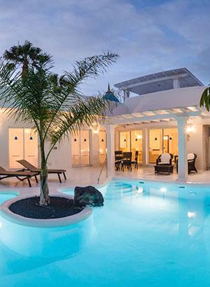 Hotels met privé zwembad: Villas & Clubs Bahia Azul