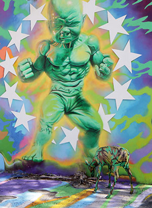 Wynwood Art District: street art in Miami