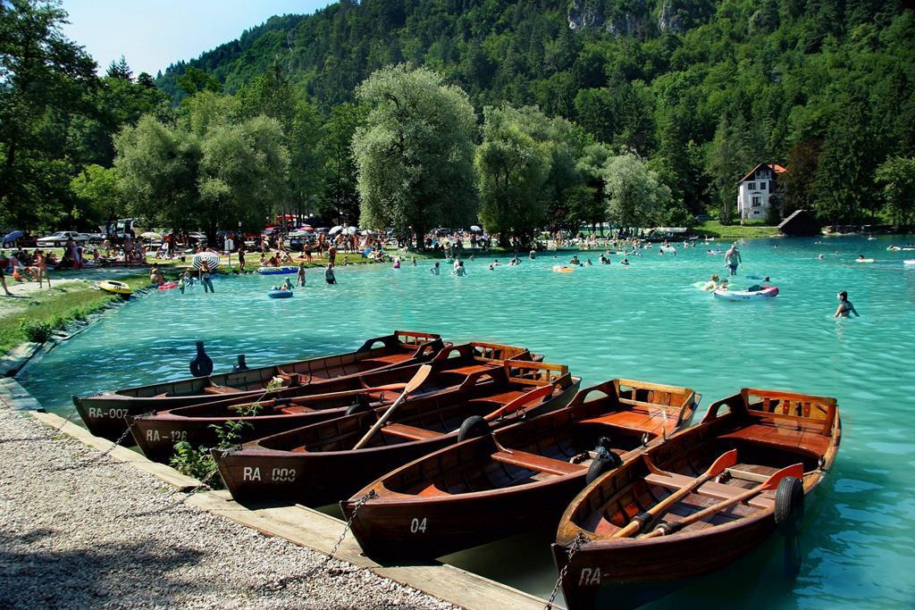 Zonvakantie Slovenië, Camping Bled