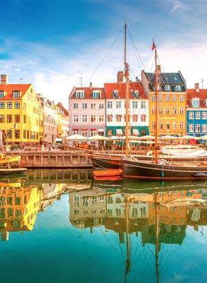 Kopenhagen met kinderen: Nyhavn