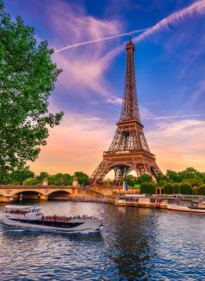 Europese hoofdsteden: Parijs