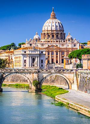 Europese hoofdsteden: Rome