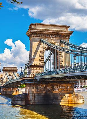 Favoriete Europese hoofdsteden: Boedapest