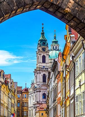 Favoriete Europese hoofdsteden: Praag