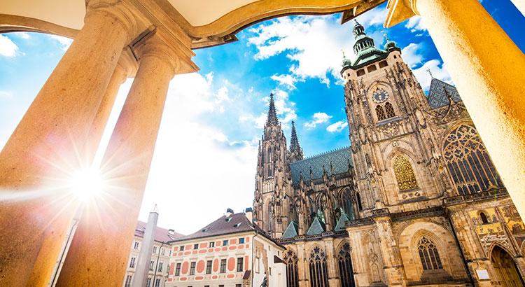 Favoriete Europese hoofdsteden