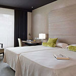 Spaanse steden: Hotel NH Collection Ria de Bilbao