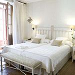 Minder bekende Spaanse steden: Hotel Palacio de Los Navas, Granada