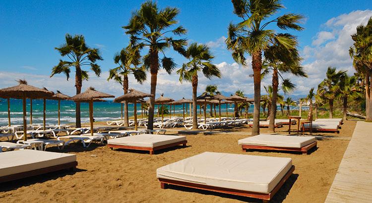 Reden vakantie Marbella, zomer