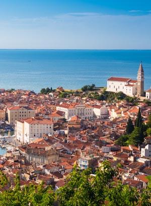 Redenen zonvakantie Slovenië, kust