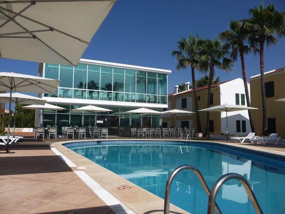 Badplaatsen Menorca: Cala Blanca, Cales de Ponent Appartementen