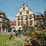 Leukste Franse steden: Colmar, Hotel Des Deux Clefs