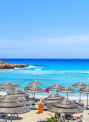 Zon meivakantie bestemmingen: Cyprus