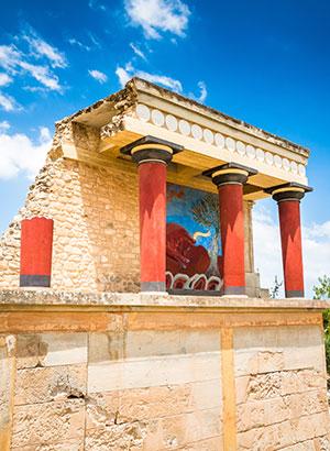 Zon meivakantie bestemmingen: Kreta