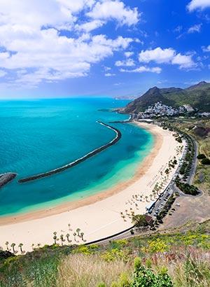 Zon in de meivakantie, bestemmingen: Tenerife