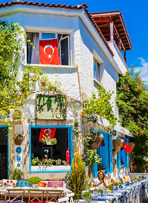 Alaçati, kleinschalig & gemoedelijk Turkije