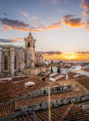 Badplaatsen Menorca: Ciutadella