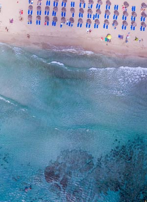 Badplaatsen Menorca: Son Bou