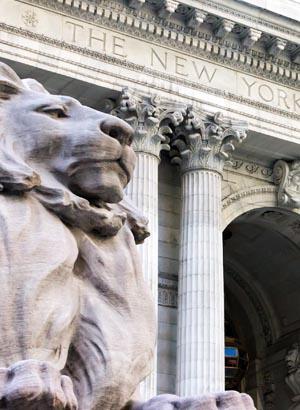 Mooiste bibliotheken, New York Openbare Bibliotheek