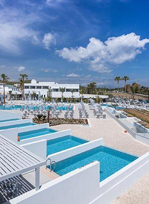 Mooie hotels: Blue Lagoon Ocean, Kos