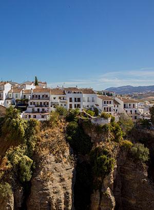 Handleiding Málaga, 4 dagen: omgeving