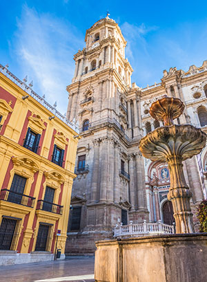 Handleiding Málaga, 4 dagen: oude centrum