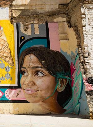 Handleiding Málaga, 4 dagen: street art
