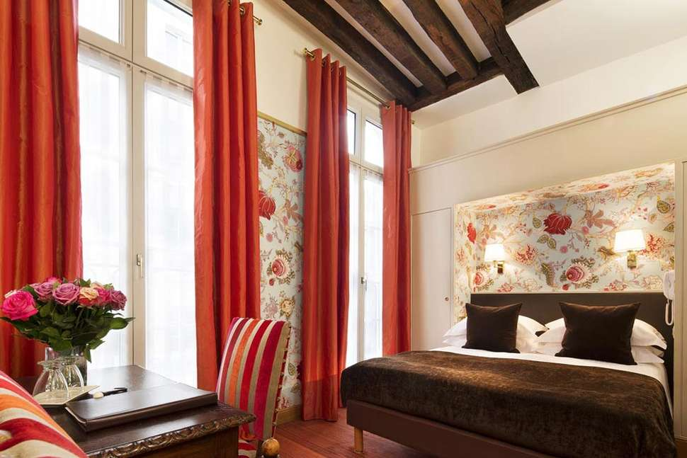 Mooiste bibliotheken, Hotel Saint Paul Rive Gauche