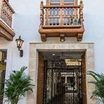 Steden buiten Europa: Colombia, La Artilleria Boutique Hotel
