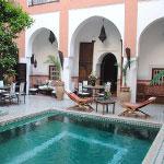 Reisgids Marrakech, Riad Barokko