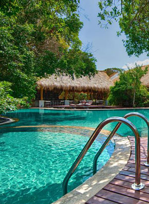 Mooie hotels: Jungle Beach Resort, Sri Lanka